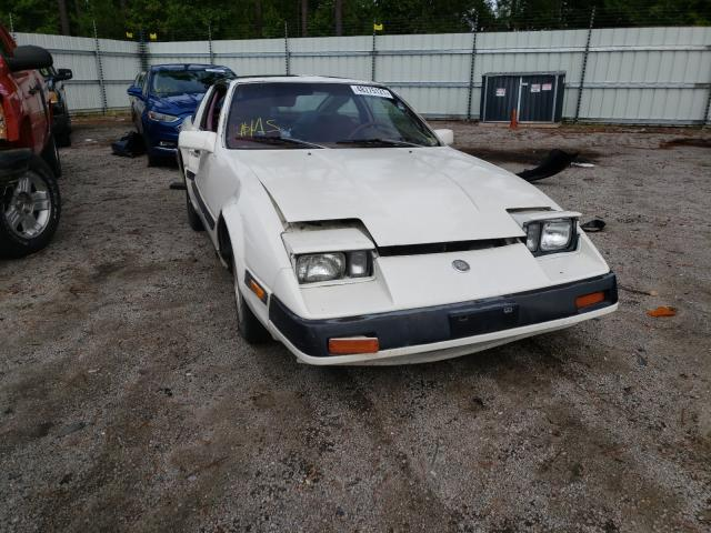 Nissan 300ZX salvage cars for sale: 1985 Nissan 300ZX