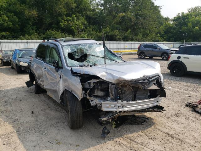 Salvage cars for sale from Copart Glassboro, NJ: 2019 Subaru Forester S