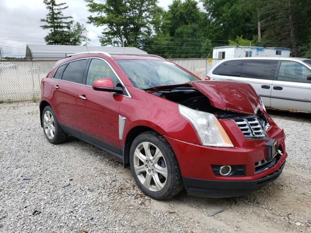 Vehiculos salvage en venta de Copart Northfield, OH: 2013 Cadillac SRX Premium