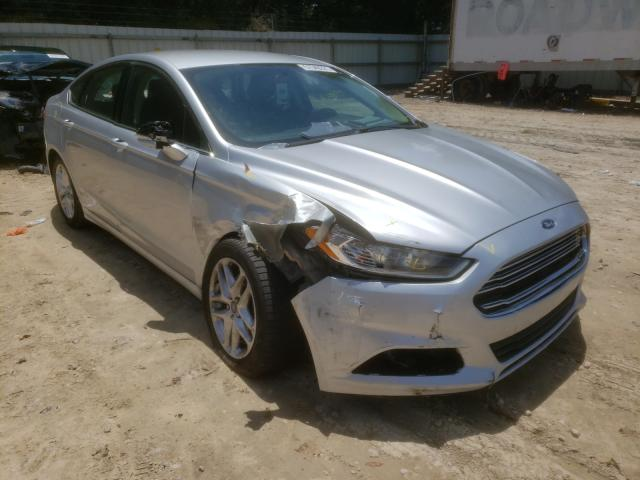 Salvage cars for sale from Copart Midway, FL: 2015 Ford Fusion SE