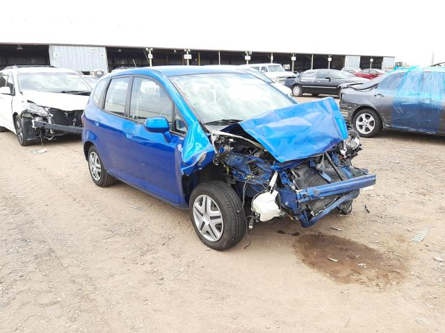 Salvage cars for sale from Copart Phoenix, AZ: 2008 Honda FIT