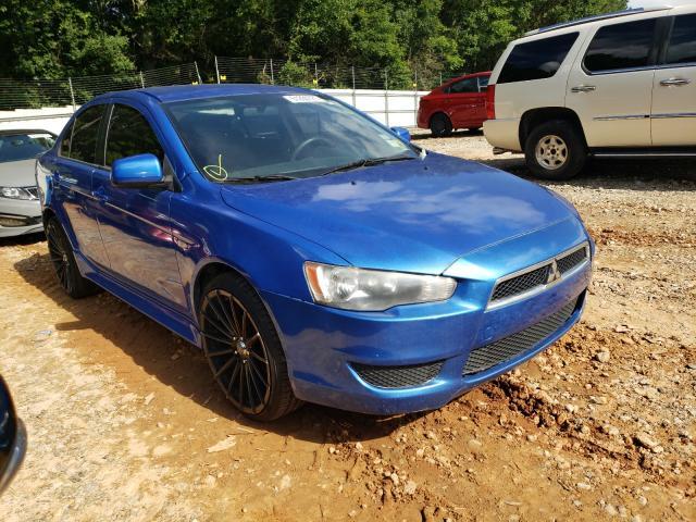 Vehiculos salvage en venta de Copart Austell, GA: 2011 Mitsubishi Lancer ES