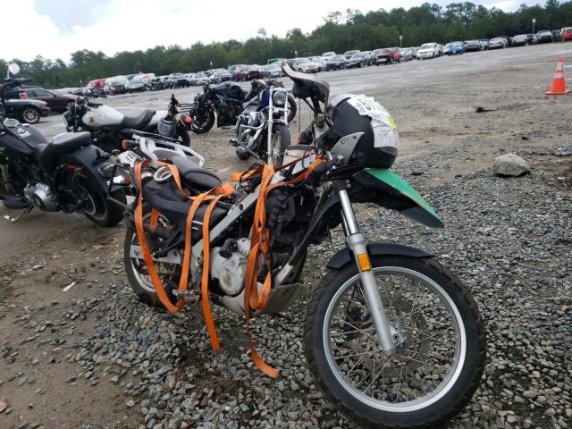 Salvage motorcycles for sale at Savannah, GA auction: 2007 BMW F650 GS