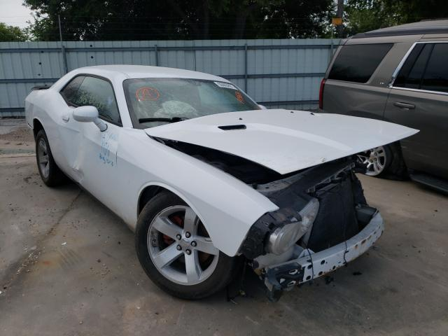 Salvage cars for sale from Copart Corpus Christi, TX: 2012 Dodge Challenger