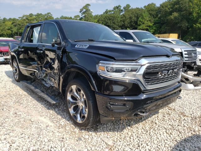Salvage cars for sale from Copart Houston, TX: 2020 Dodge RAM 1500 Limited