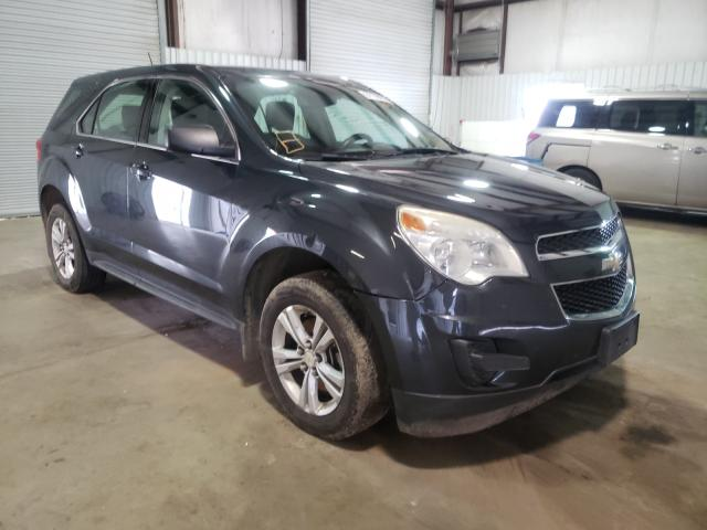 Salvage cars for sale from Copart Lufkin, TX: 2013 Chevrolet Equinox LS