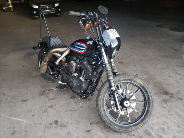 Salvage cars for sale from Copart Denver, CO: 2020 Harley-Davidson XL1200 NS