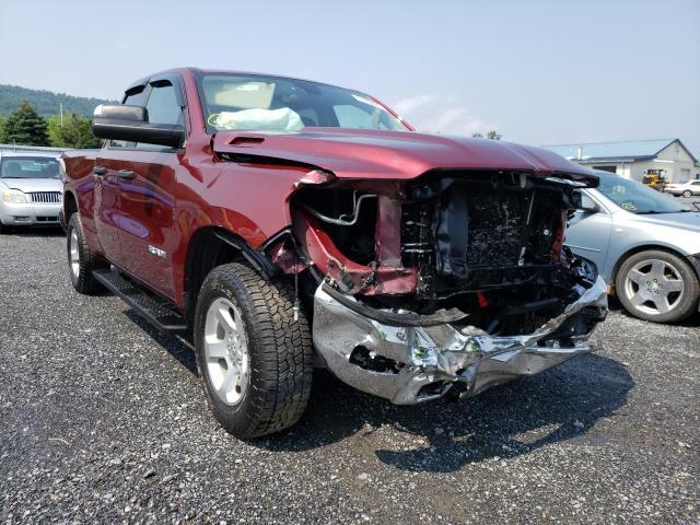 Dodge salvage cars for sale: 2019 Dodge RAM 1500 Trade