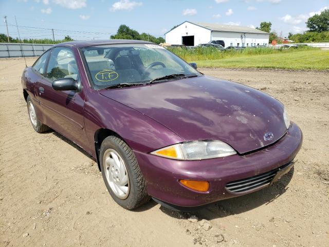 Chevrolet Cavalier salvage cars for sale: 1995 Chevrolet Cavalier