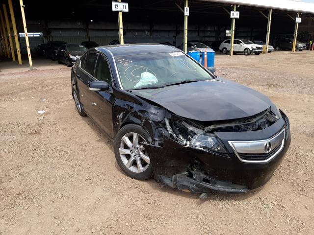 Salvage cars for sale from Copart Phoenix, AZ: 2014 Acura TL Tech
