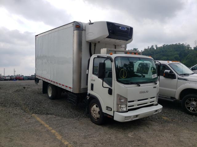 Isuzu salvage cars for sale: 2015 Isuzu NPR XD