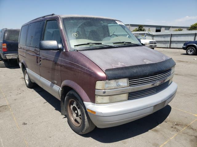 Chevrolet Astro salvage cars for sale: 1997 Chevrolet Astro