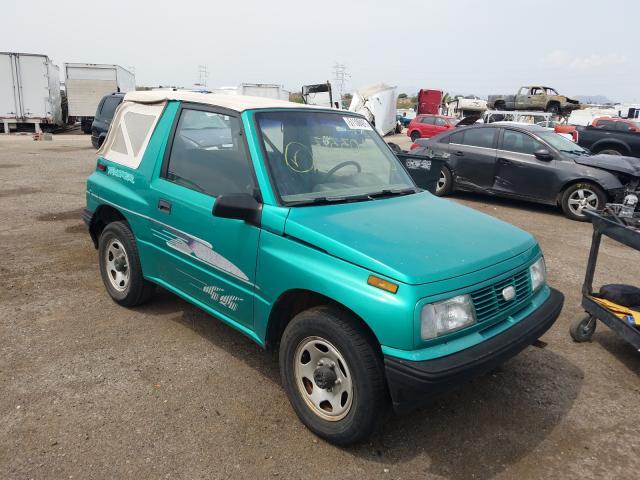 GEO salvage cars for sale: 1995 GEO Tracker