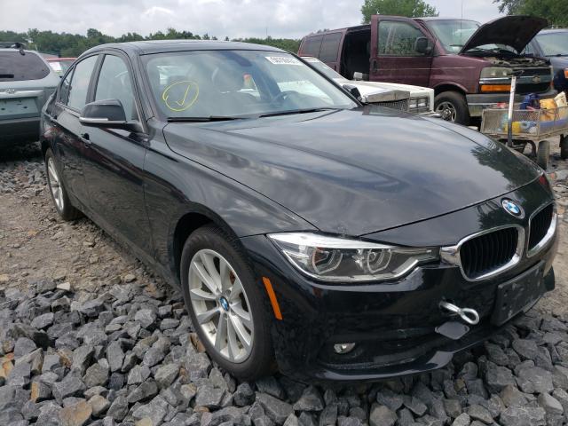 BMW Vehiculos salvage en venta: 2018 BMW 320 XI