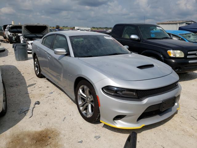 Salvage cars for sale from Copart New Braunfels, TX: 2021 Dodge Charger R