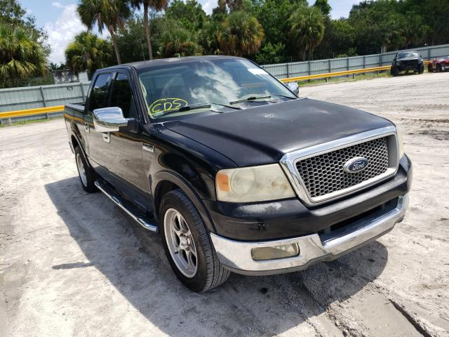 Salvage cars for sale from Copart Fort Pierce, FL: 2004 Ford F150 Super