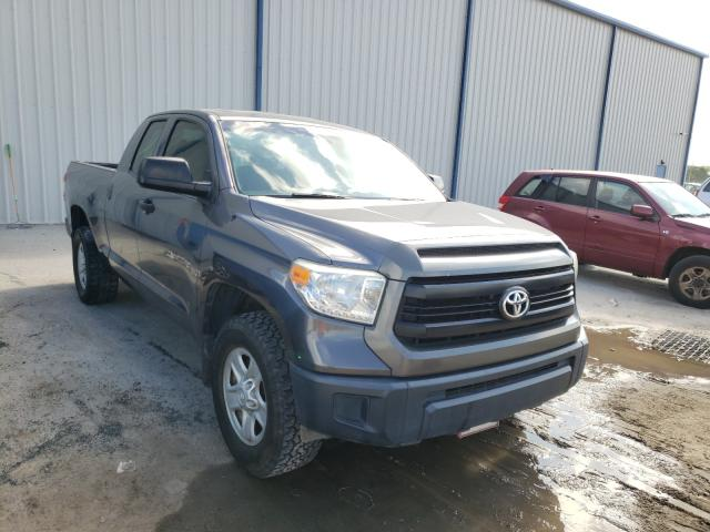 Toyota Vehiculos salvage en venta: 2015 Toyota Tundra DOU