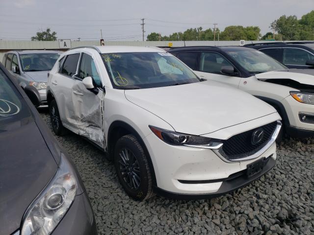 Mazda CX-5 salvage cars for sale: 2019 Mazda CX-5