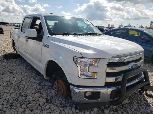 Vehiculos salvage en venta de Copart New Orleans, LA: 2017 Ford F150 Super