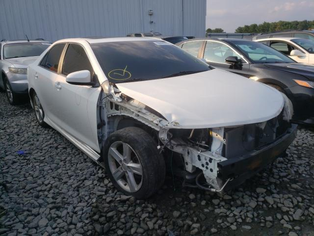 Salvage cars for sale from Copart Chambersburg, PA: 2012 Toyota Camry XLE