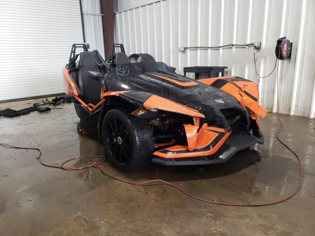 Polaris salvage cars for sale: 2018 Polaris Slingshot