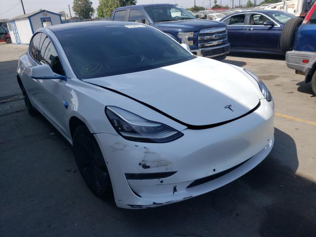 Tesla salvage cars for sale: 2019 Tesla Model 3