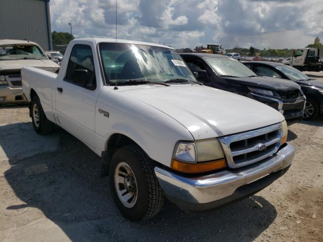 Salvage cars for sale from Copart Apopka, FL: 1999 Ford Ranger