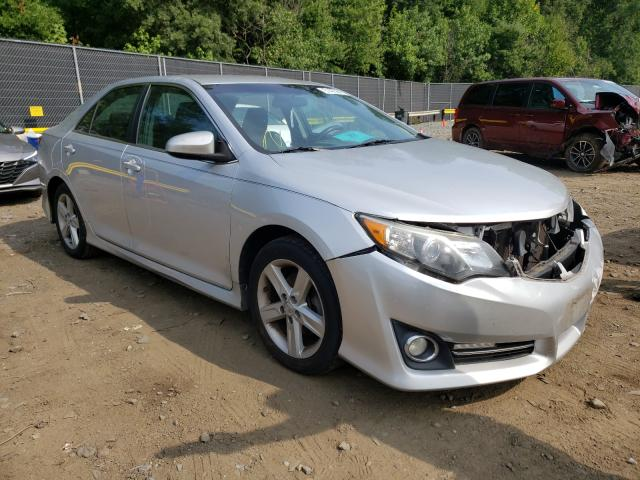 Salvage cars for sale from Copart Waldorf, MD: 2014 Toyota Camry L