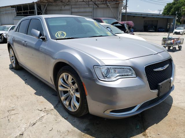Salvage cars for sale from Copart Corpus Christi, TX: 2018 Chrysler 300 Touring
