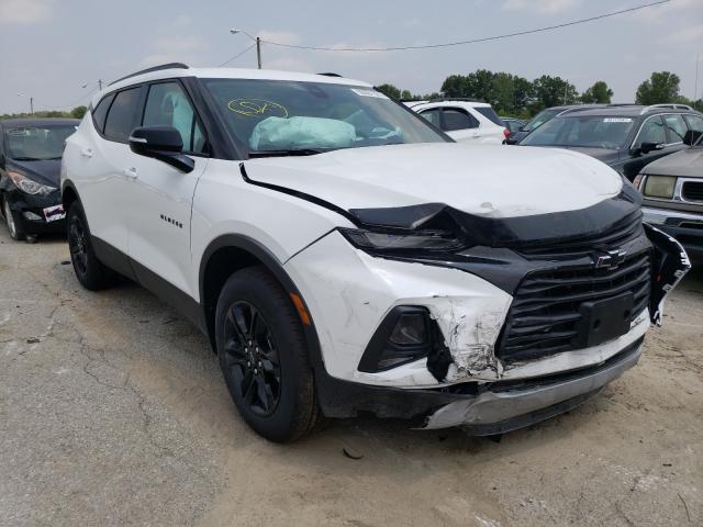 Vehiculos salvage en venta de Copart Louisville, KY: 2021 Chevrolet Blazer