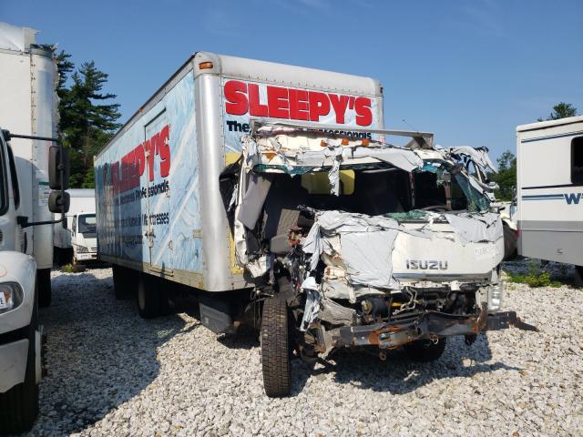 Isuzu Vehiculos salvage en venta: 2018 Isuzu NQR