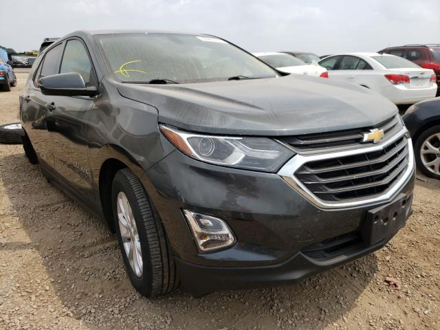 Salvage cars for sale at Elgin, IL auction: 2019 Chevrolet Equinox LT