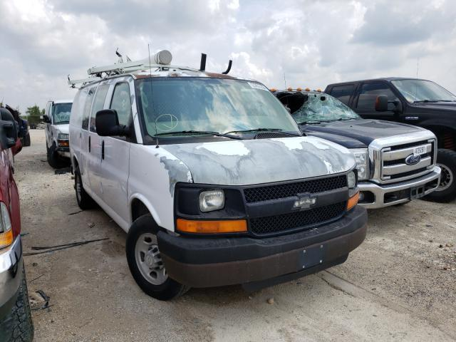 Salvage cars for sale from Copart San Antonio, TX: 2006 Chevrolet Express G2