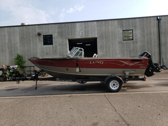 Boat salvage cars for sale: 2002 Boat Marine Trailer
