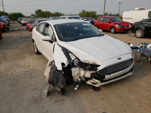 Vehiculos salvage en venta de Copart Indianapolis, IN: 2018 Ford Fusion SE