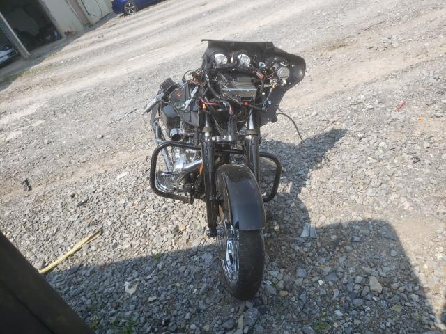 Salvage motorcycles for sale at Madisonville, TN auction: 2007 Harley-Davidson Flhx