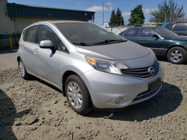 Salvage cars for sale from Copart Eugene, OR: 2014 Nissan Versa Note