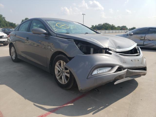 Vehiculos salvage en venta de Copart Wilmer, TX: 2013 Hyundai Sonata GLS