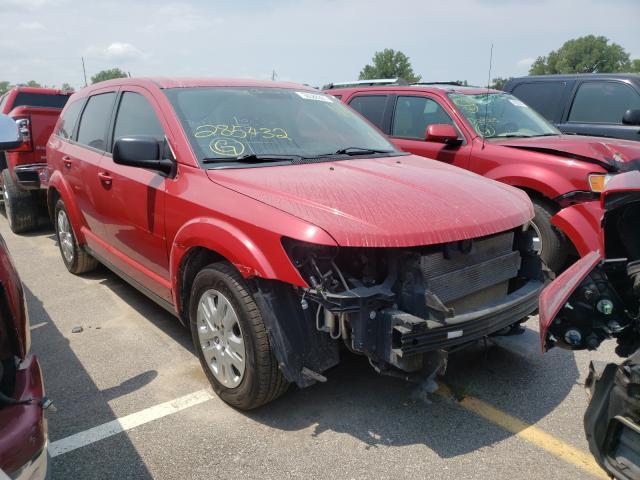 Dodge salvage cars for sale: 2014 Dodge Journey SE