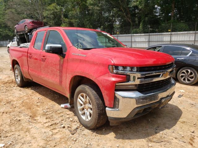 Salvage cars for sale from Copart Austell, GA: 2020 Chevrolet Silverado