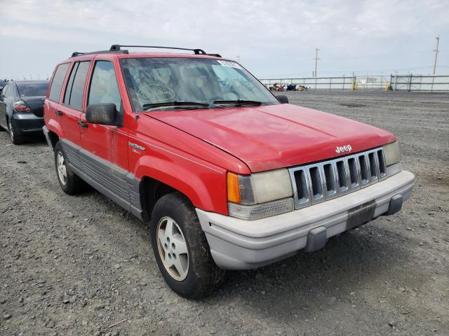 Salvage cars for sale from Copart Airway Heights, WA: 1993 Jeep Grand Cherokee