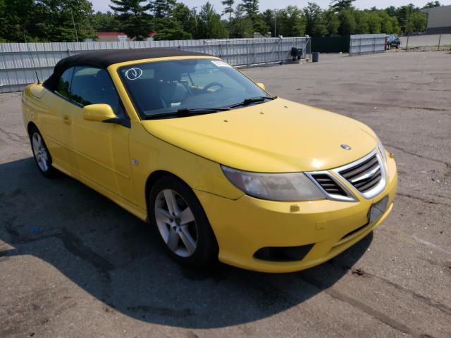 Saab salvage cars for sale: 2009 Saab 9-3 2.0T