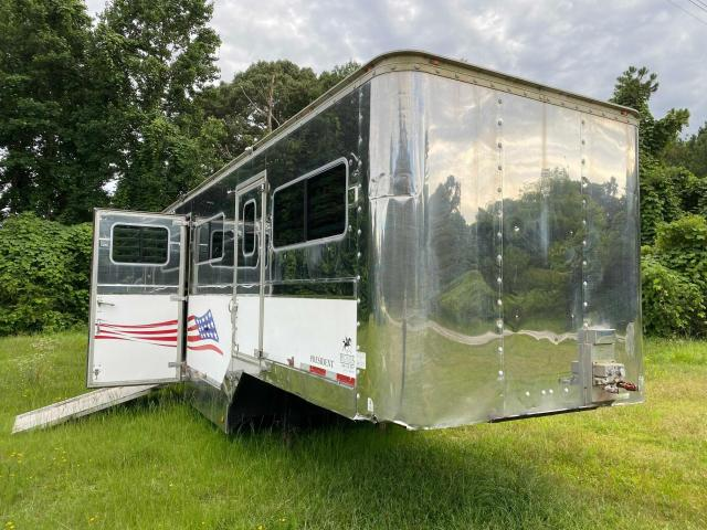 Other salvage cars for sale: 2008 Other Horse Trailer