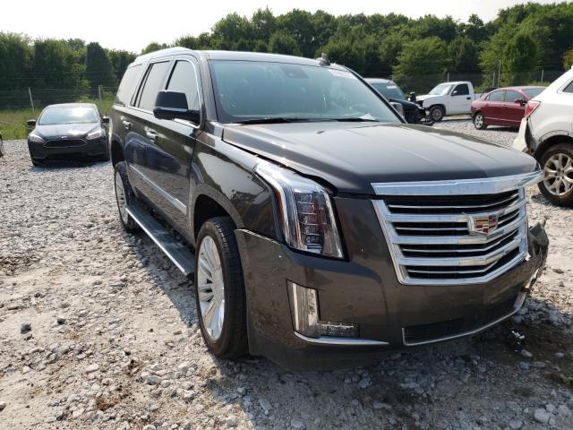 Cadillac salvage cars for sale: 2020 Cadillac Escalade P