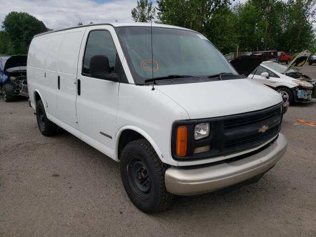 Salvage cars for sale from Copart Portland, OR: 1997 Chevrolet Express G2