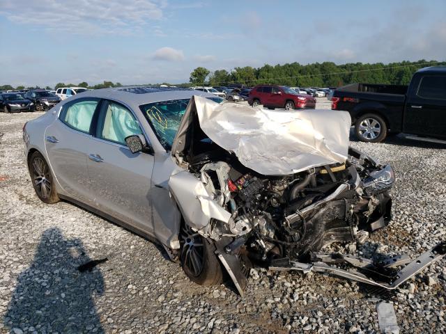 Vehiculos salvage en venta de Copart Loganville, GA: 2014 Maserati Ghibli S