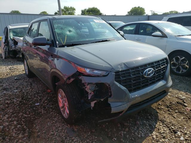 Salvage cars for sale from Copart Cudahy, WI: 2021 Hyundai Venue SE
