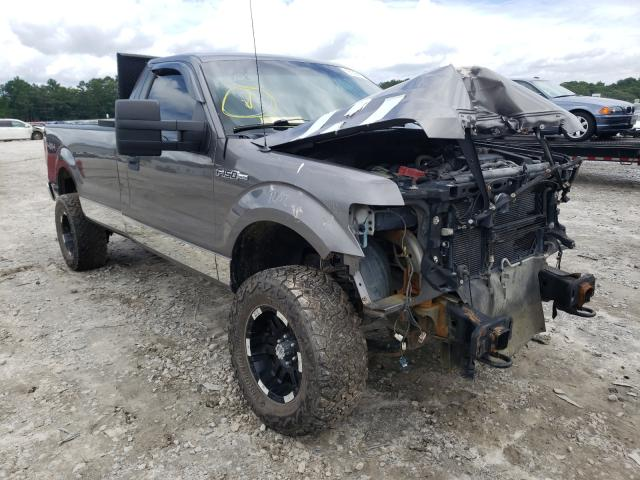 Salvage cars for sale from Copart Ellenwood, GA: 2010 Ford F150