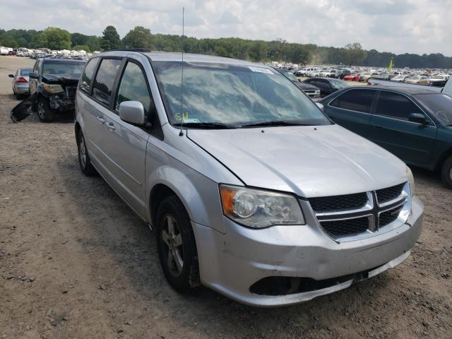 Salvage cars for sale at Conway, AR auction: 2012 Dodge Grand Caravan