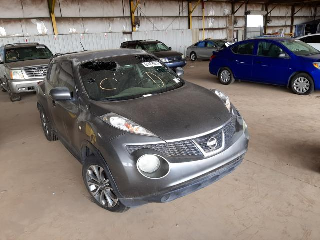 Salvage cars for sale from Copart Phoenix, AZ: 2011 Nissan Juke S